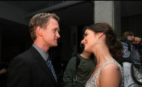 Robin Gazes in Barney's Eyes