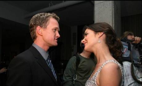 Robin Gazes in Barney's Eyes