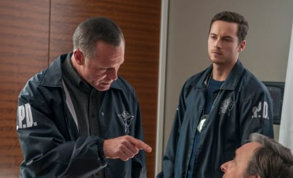 Chicago PD Photo Preview: The Voight Connection