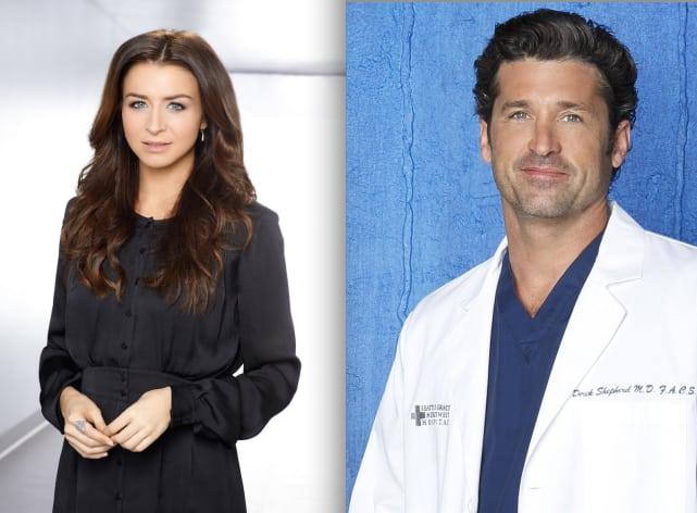 Derek and Amelia Shepherd