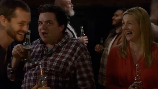 Paul at a Gay Bar