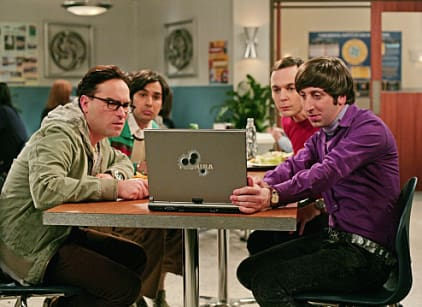 Watch The Big Bang Theory Season 4 Episode 19 Online