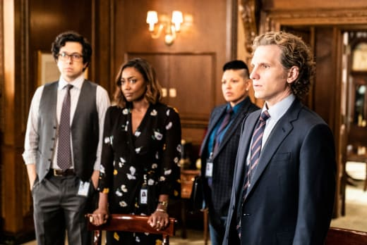 Intervention - Madam Secretary Season 5 Episode 4