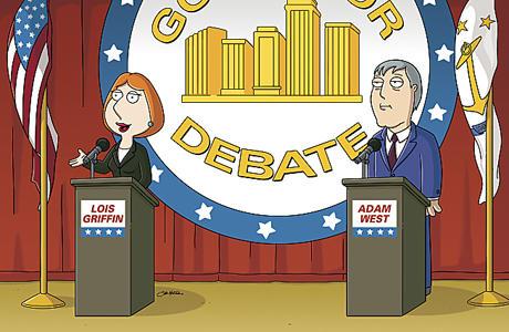 Lois the Mayor