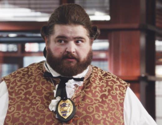 Costumed Cop - Hawaii Five-0 Season 8 Episode 5