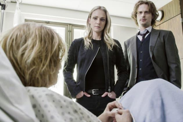 Interviewing the Victim - Criminal Minds Season 13 Episode 11