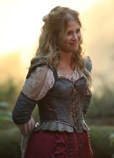 Is Alice in Wonderland? - Once Upon a Time Season 7 Episode 7
