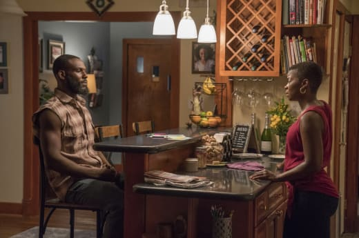 A Serious Conversation - Queen Sugar Season 4 Episode 11