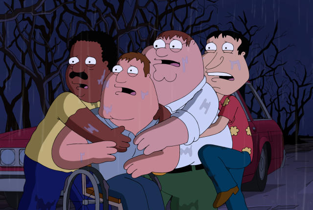 family guy peter on dating show This is a list of characters from the tv sitcom full house urkel was a main character on the show family to pick nelson because he is a great guy and he pays.