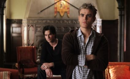 "The Vampire Diaries Music: ""Masquerade"""