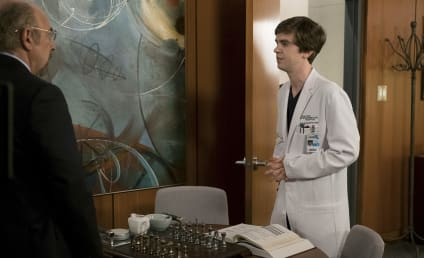 The Good Doctor: Renewed for Season 2!