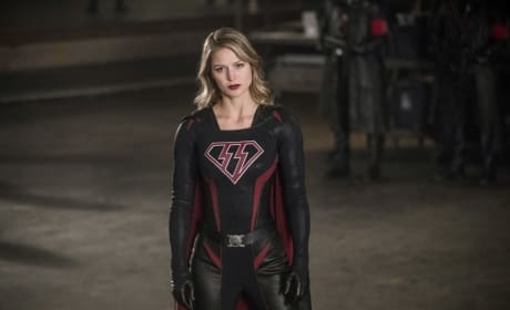Behold The Overgirl - Arrow Season 6 Episode 8
