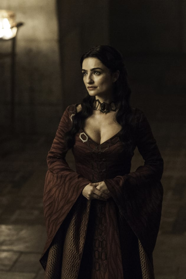 Another Red Priestess - Game of Thrones Season 6 Episode 5