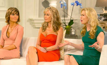 Watch The Real Housewives of Beverly Hills Online: Yolanda's Wrath
