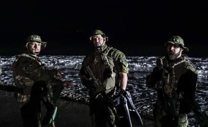Watch SEAL Team Online: Season 2 Episode 1
