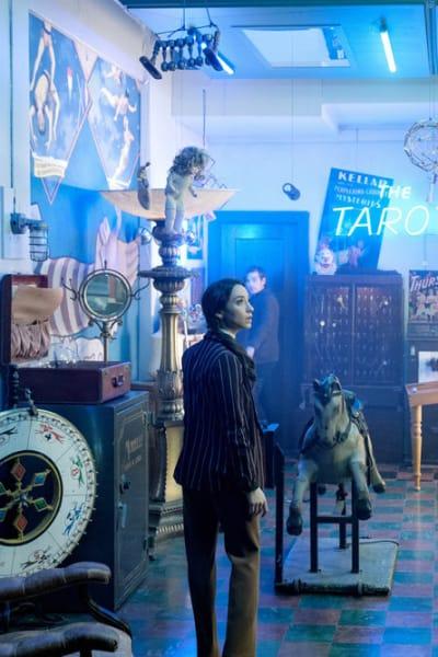 Julia in the Escape Room - The Magicians Season 4 Episode 10