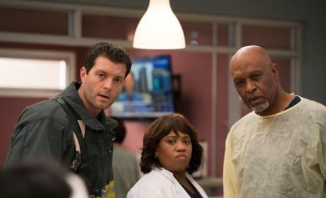 What's Ahead? - Grey's Anatomy Season 14 Episode 7
