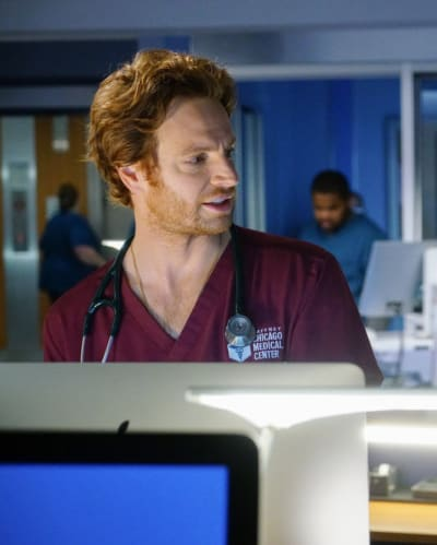 Will's Fresh Start/Tall - Chicago Med Season 6 Episode 2