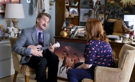 Darryl and Paula - Crazy Ex-Girlfriend Season 2 Episode 11