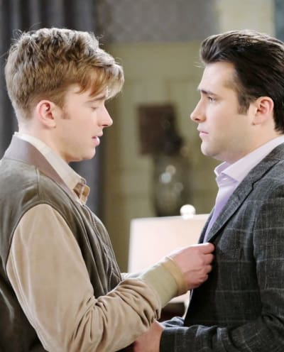 Discovering Leo's Weakness - Days of Our Lives