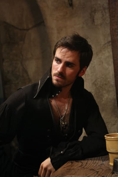 Introducing Captain Hook - Once Upon a Time Season 2 Episode 4