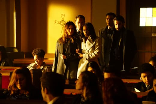 Should We Be Here? - How to Get Away with Murder Season 3 Episode 12