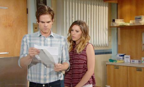 Paternity Results - The Young and the Restless