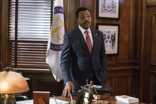 Jefferies oversees the case chicago justice s1e1