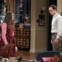 Amy and Sheldon - The Big Bang Theory Season 8 Episode 24