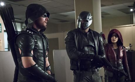 Speedy's Back - Arrow Season 4 Episode 14