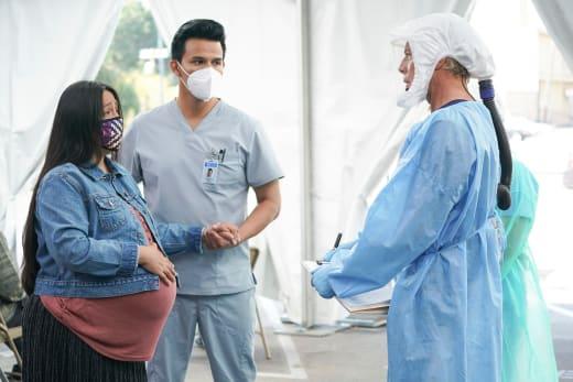 Respecting Cultures  - Grey's Anatomy Season 17 Episode 15