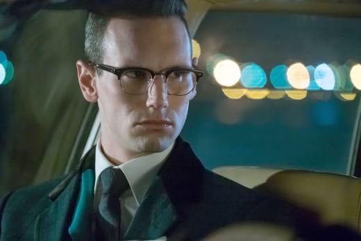 In the Car - Gotham Season 3 Episode 17