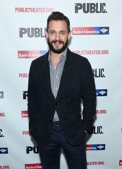 Hugh Dancy Attends Premiere