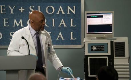 For Ollie - Grey's Anatomy Season 14 Episode 20