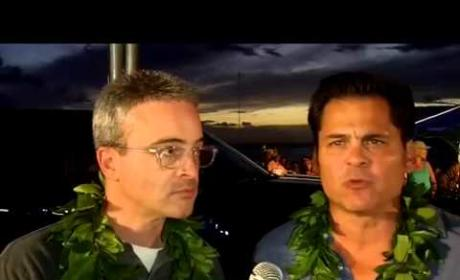 Alex Kurtzman and Peter Lenkov Interview