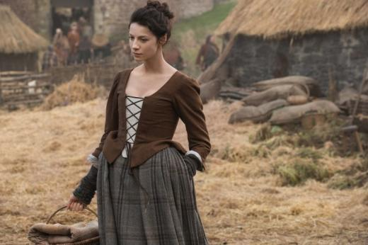 Outlander review a prisoner named claire tv fanatic for Claires toulouse