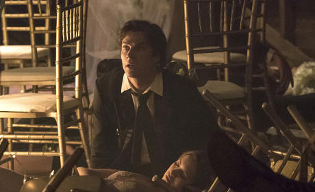 Is She?!? - The Vampire Diaries Season 6 Episode 22