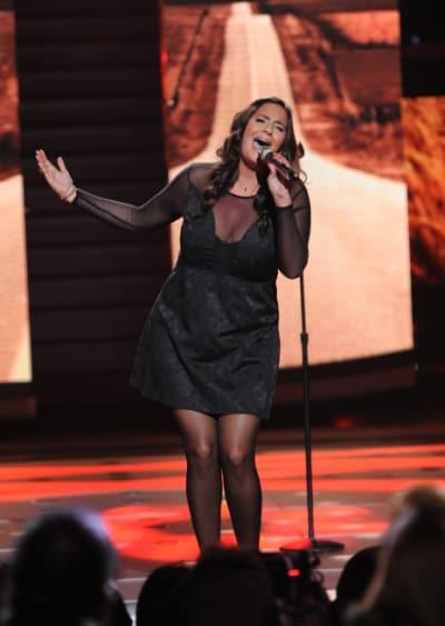 Jen Hirsch on American Idol