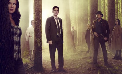 Wayward Pines: Returning to Fox for Season 2!