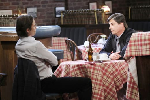 Philip Has An Idea - Days of Our Lives