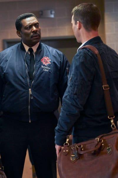 Boden and Casey - Chicago Fire Season 7 Episode 18