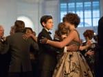 Bruce and Selena - Gotham