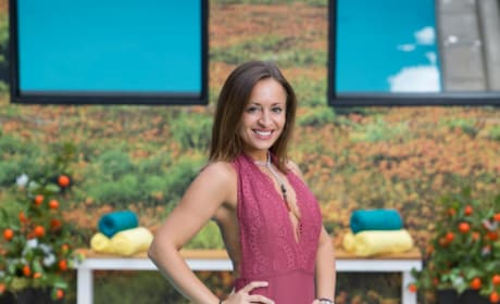 Kaitlyn Herman Poses - Big Brother