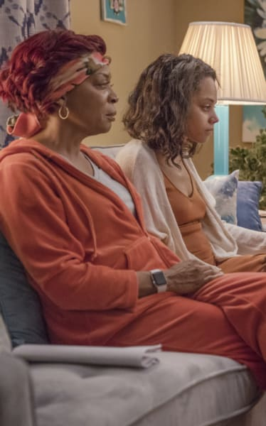 Violet Comforts Darla - Queen Sugar Season 4 Episode 10