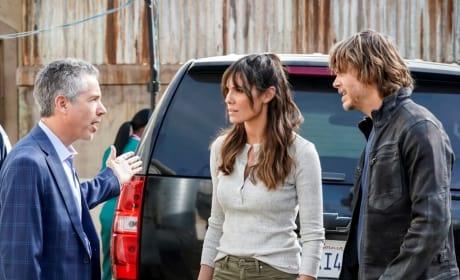 Getting the Rundown - NCIS: Los Angeles Season 10 Episode 13