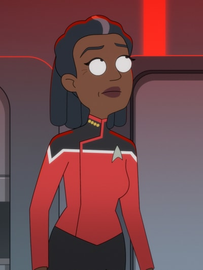 Freeman - Star Trek: Lower Decks Season 2 Episode 10