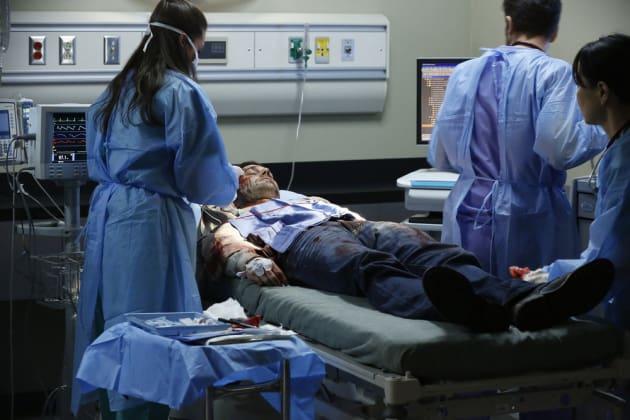Tom is Dead - The Blacklist Season 5 Episode 8