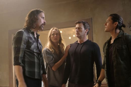 Angry Mutants Are Angry - The Gifted Season 1 Episode 5