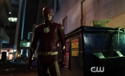 The Flash Promo: Barry Speeds to 2024!