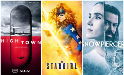 What to Watch: Hightown, Stargirl, Snowpiercer and more!